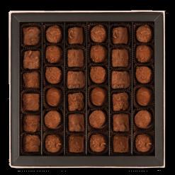 hediyelik trüf çikolata içerik