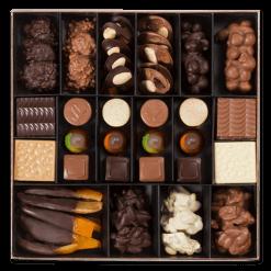 Karışık Çikolata Ece Kutusu İçerik