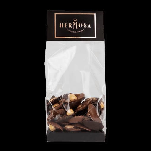 Sütlü-Bitter Mandian Çikolata 200g